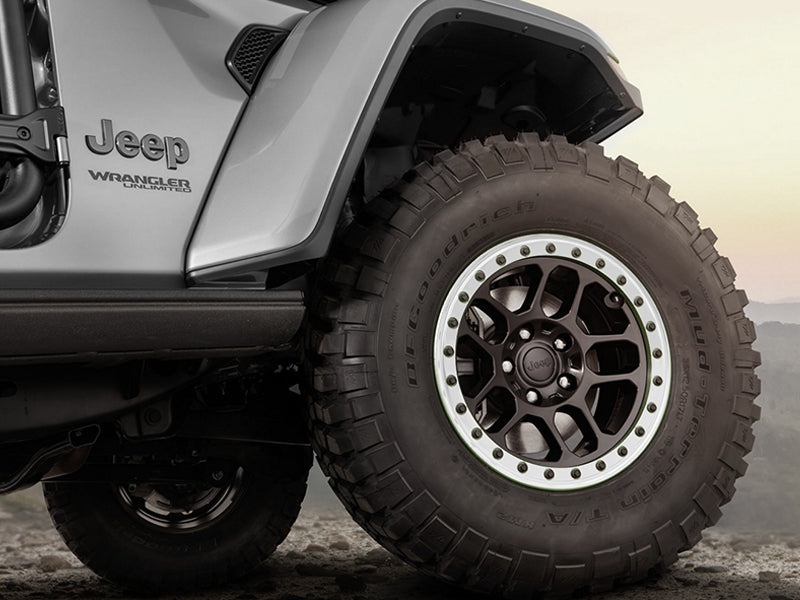 MOPAR® BEADLOCK Wheel for 18-up Jeep Wrangler JL & JL Unlimited