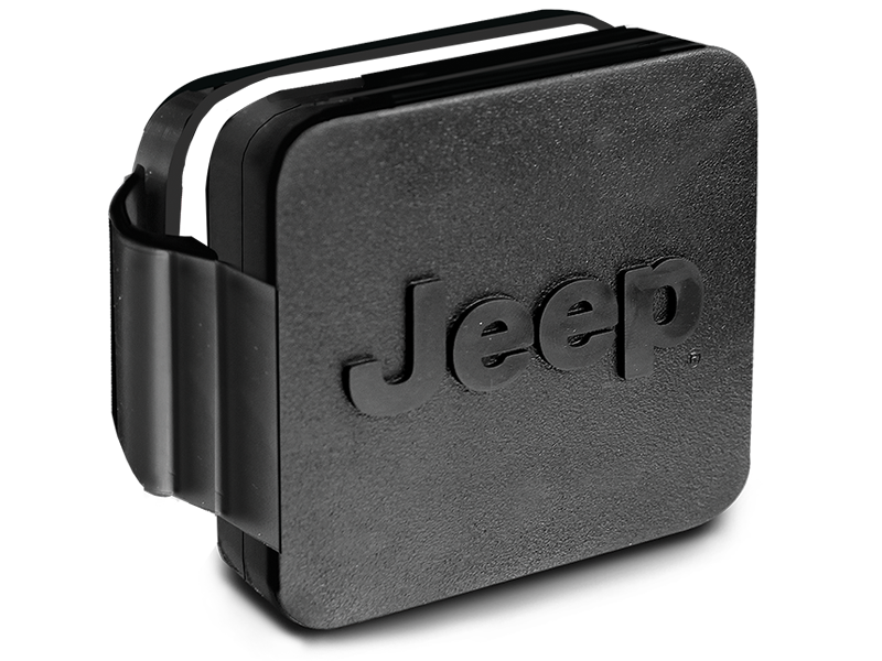 Class II Trailer Hitch, Plug & Harness  for 18-up Jeep Wrangler JL & JL Unlimited