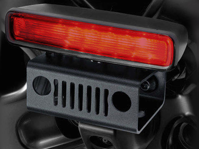 MOPAR Center High-Mount Stop Light (CHMSL) Relocation Kit for 18-up Jeep Wrangler JL & JL Unlimited