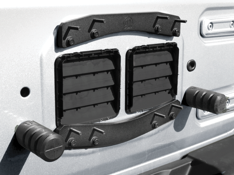 MOPAR Oversized Spare Tire Carrier Modification Kit for 18-up Jeep Wrangler JL & JL Unlimited