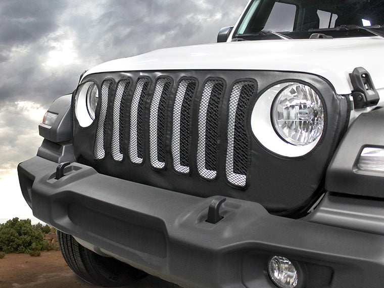 MOPAR Front End & Hood Cover for 18-up Jeep Wrangler JL & JL Unlimited
