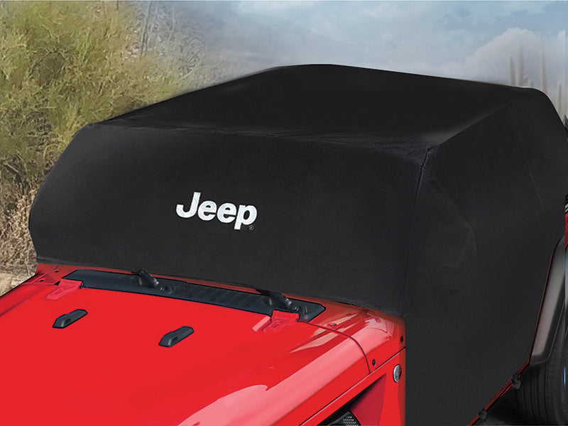 MOPAR Parking Cover 4-Door Only for 18-up Jeep Wrangler JL Unlimited