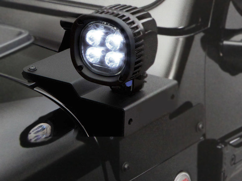 "MOPAR 5"" Off-Road LED Light Kit for 18-up Jeep Wrangler JL & JL Unlimited"