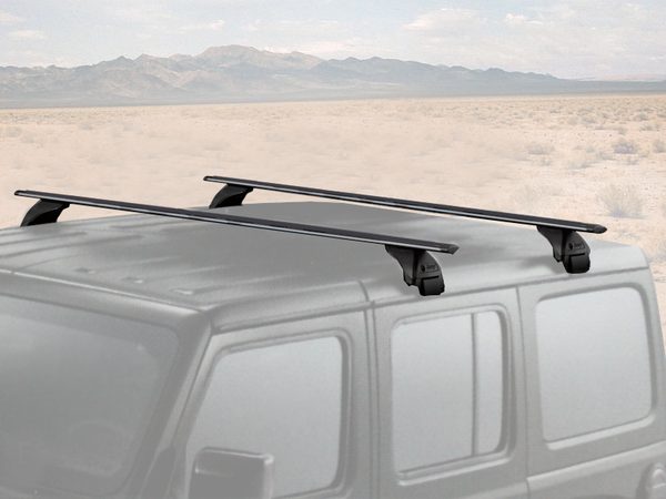 Mopar 174 Removable Roof Rack Kit For 18 Up Jeep Wrangler Jl