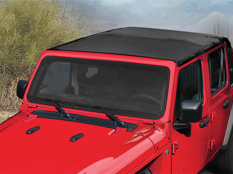 MOPAR Sun Bonnet Soft Top for 18-up Jeep Wrangler JL & JL Unlimited