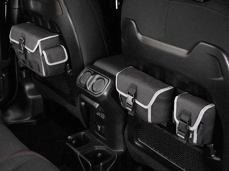 MOPAR Molle Bags for 18-up Jeep Wrangler JL & JL Unlimited