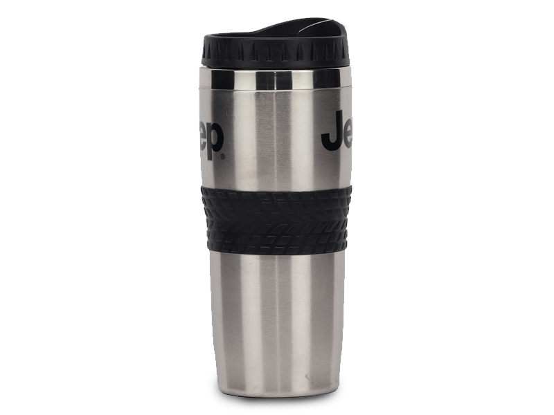 Jeep Stainless Steel Travel Mug