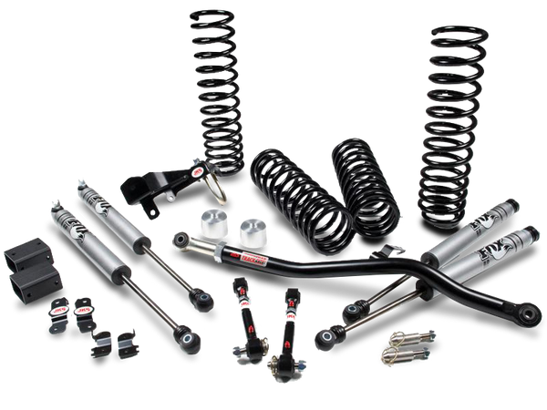 jks jspec 2 5 u0026quot  suspension system for 07