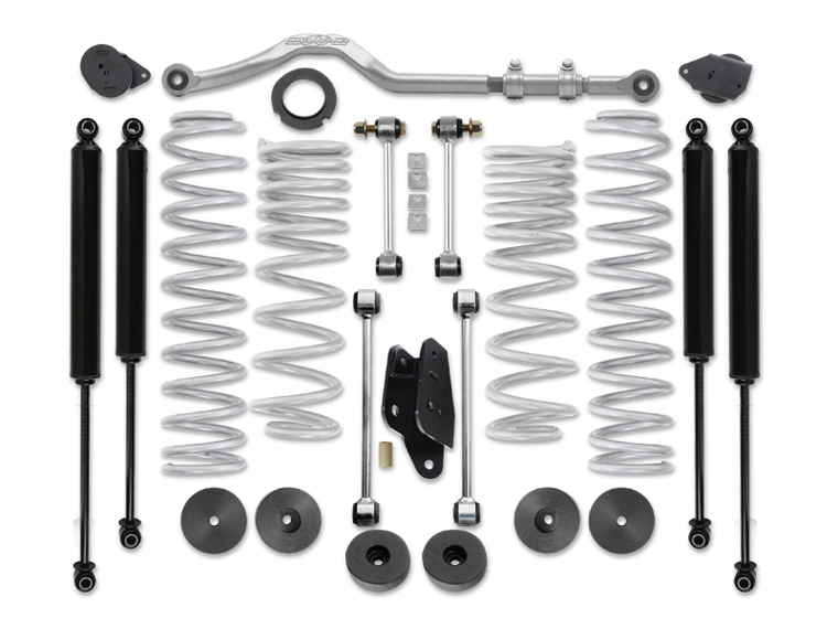 "RUBICON EXPRESS 2.5-3.5"" Suspension Lift Kit with Twin Tube Shocks for 2020 Jeep Gladiator JT"