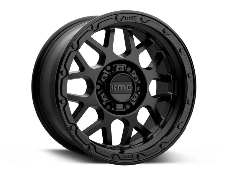 "XD135 ""GRENADE OR"" Wheel for 07-up Jeep Wrangler JK, JL & JT Gladiator"