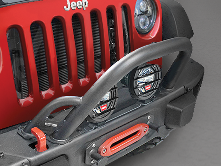 MAXIMUS-3 Front Stinger for 10th Anniversary Edition for 07-18 Jeep Wrangler JK & JK Unlimited