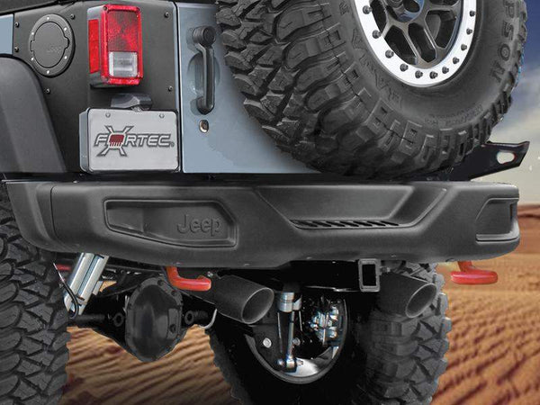 Mopar Rear Bumper Rubicon X Amp 10th Anniversary For 07 18
