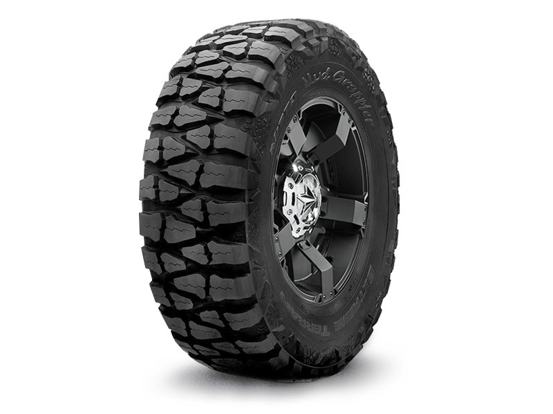 NITTO Mud Grappler Tire