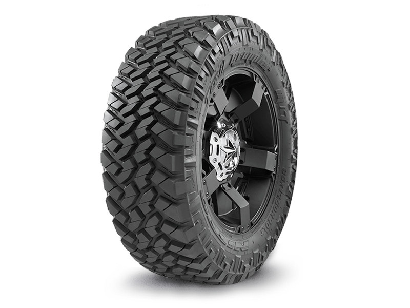 NITTO Trail Grappler M/T Tire