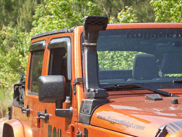 RUGGED RIDGE Modular XHD Snorkel Kit for 12-18 Jeep Wrangler JK & JK Unlimited