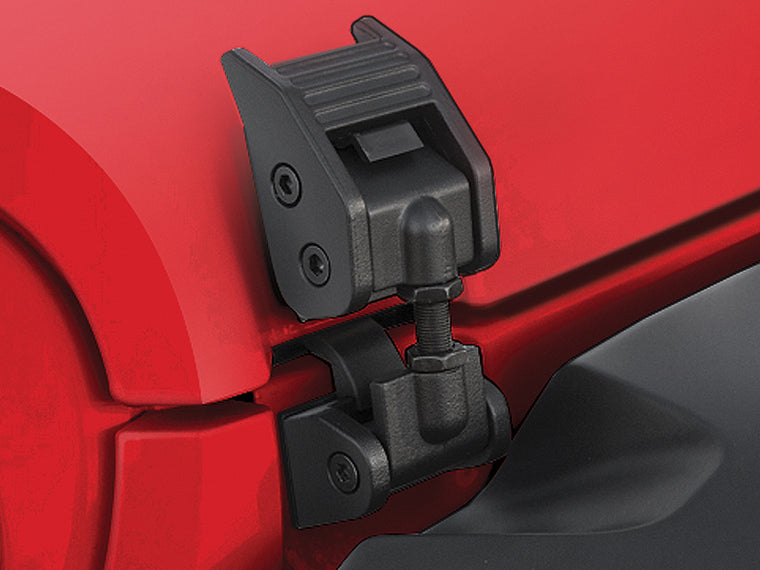 RUGGED RIDGE  Hood Latch for 18-up Jeep Wrangler JL & JL Unlimited