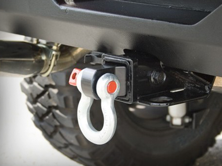 RUGGED RIDGE Receiver Hitch D-Shackle Assembly