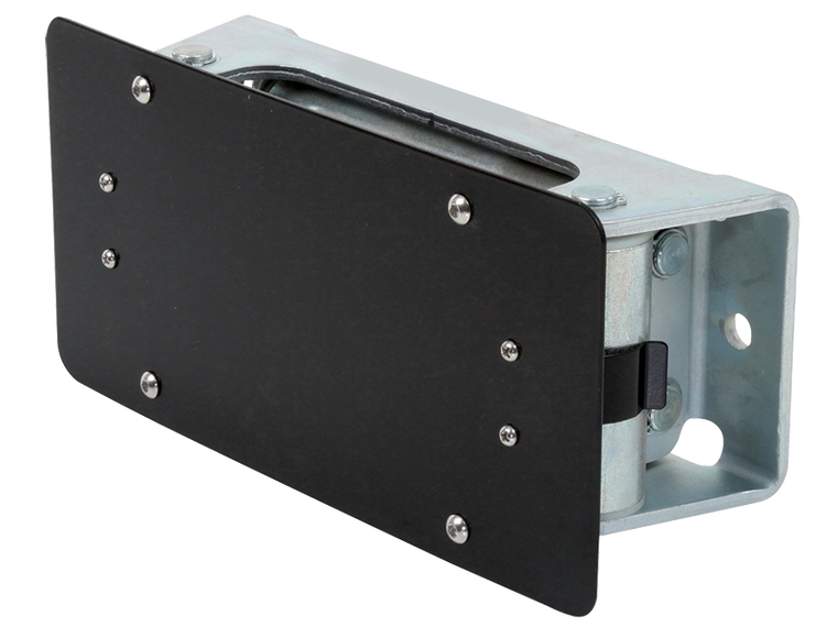 RUGGED RIDGE Roller Fairland License Plate Mount