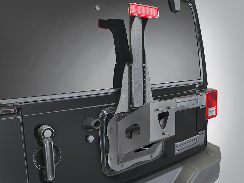 Rugged Ridge Third Brake Light Extension For 07 18 Jeep