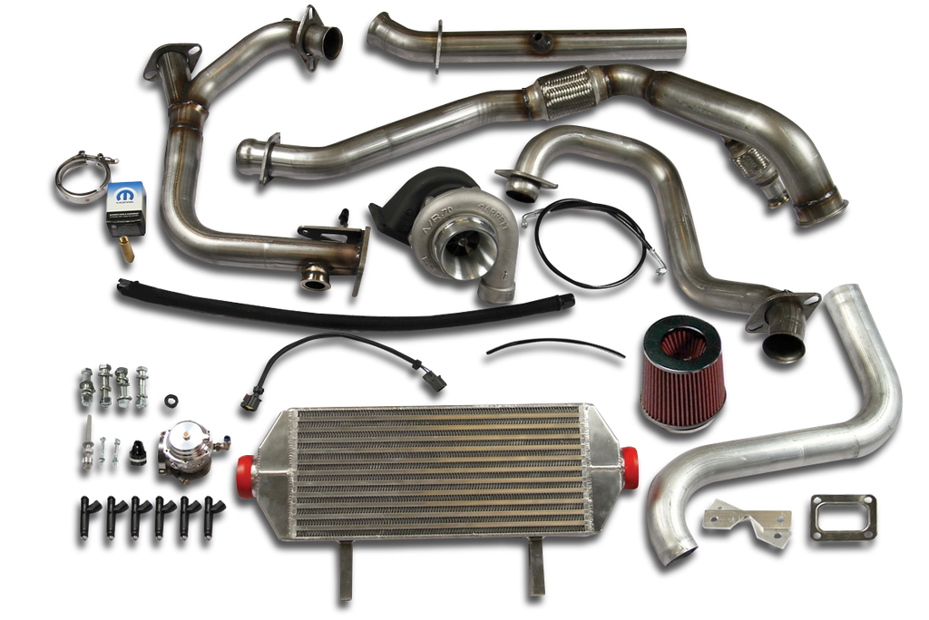 PRODIGY PERFORMANCE Turbo Kits for 07-18 Jeep Wrangler JK & JK Unlimited