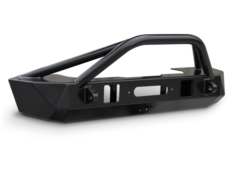POISON SPYDER BruiserTM Front Bumper for 18-up Jeep Wrangler JL & JL Unlimited