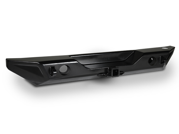 POISON SPYDER CrawlerTM Rear Bumper for 18-up Jeep Wrangler JL & JL Unlimited