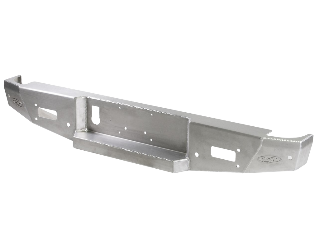 GENRIGHT OFFROAD  Rear Bumper, Aluminum for 20-up Jeep Gladiator JT