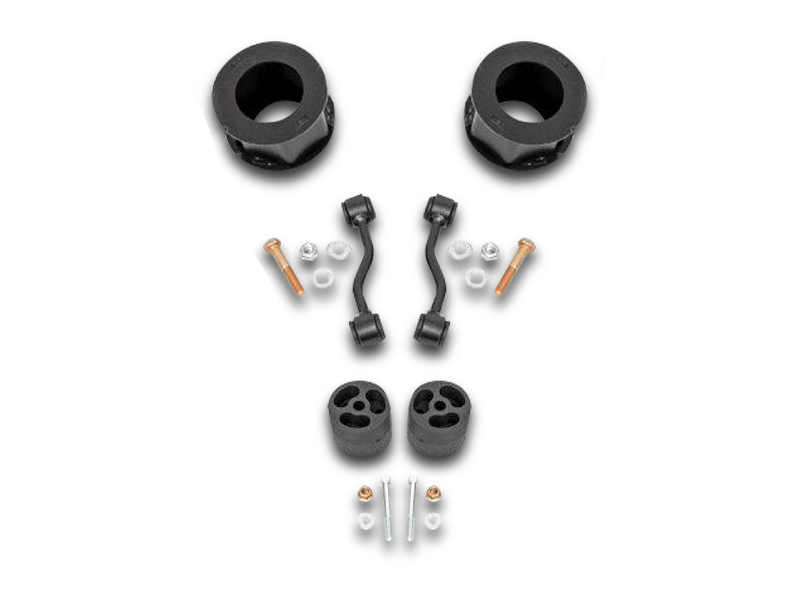 ROUGH COUNTRY 2.5in Jeep Suspension Lift Kit for 20-up JT Gladiator