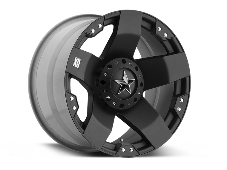 ROCKSTAR XD 775 Wheel for 07-up Jeep Wrangler JK, JL & Gladiator JT