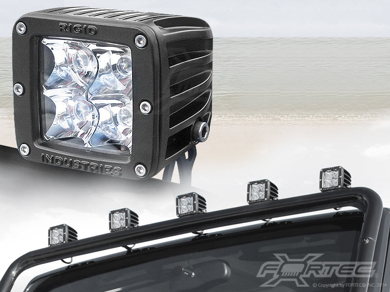 RIGID INDUSTRIES LED Lighting Dually Series Light Kit