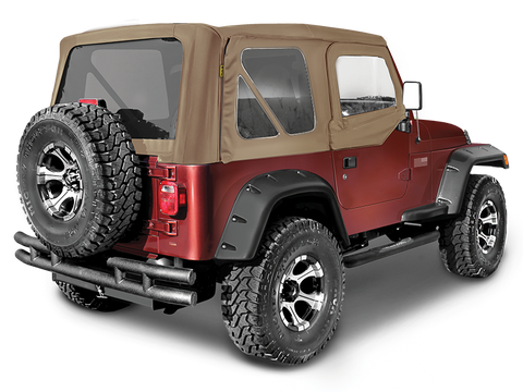 BESTOP Replace-A-Top for 97-06 Jeep Wrangler TJ