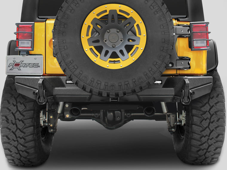 SMITTYBILT XRC GEN 2 Rear Bumper with 2