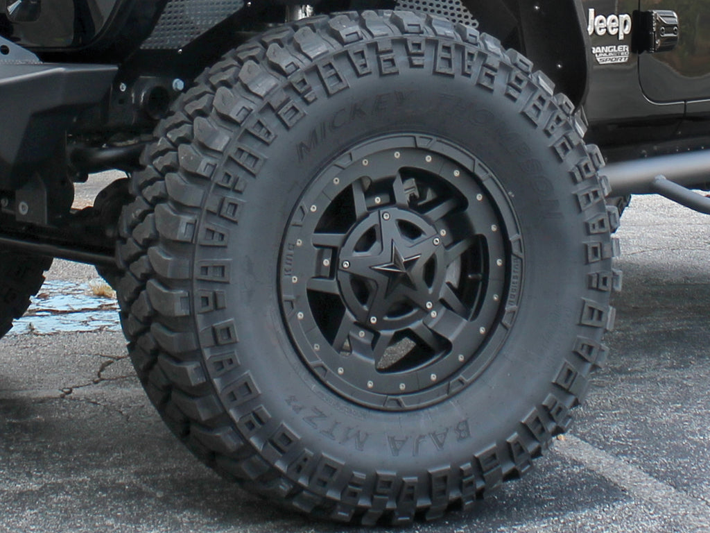 ROCKSTAR III XD 827 Wheel for 07-up Jeep Wrangler JK, JL & Gladiator JT