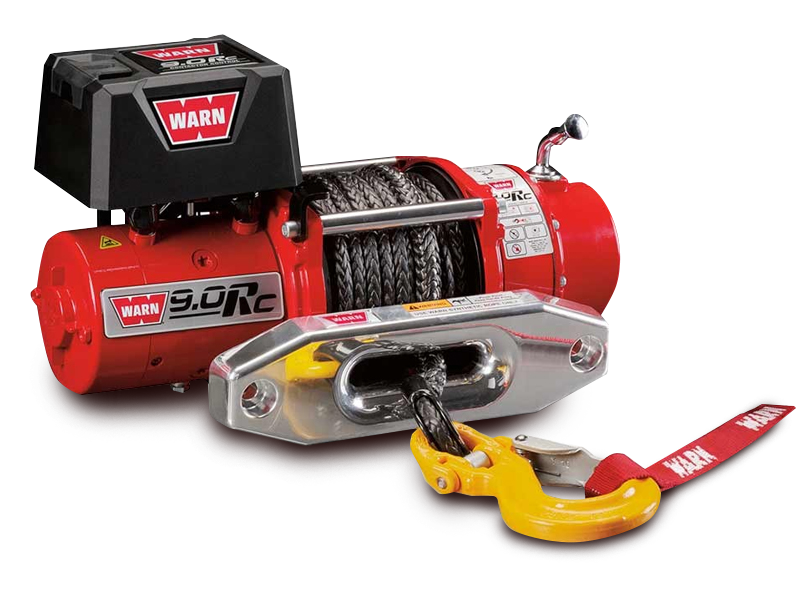 WARN 9.0Rc Rock Crawling Winch