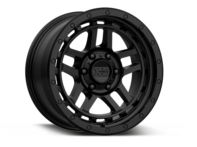 "XD140 ""RECON"" Wheel for 07-up Jeep Wrangler JK, JL & JT Gladiator"