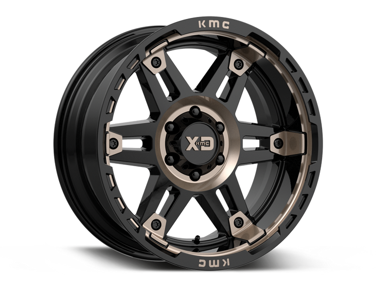 "XD 840 ""SPY II"" Wheel for 07-up Jeep Wrangler JK, JL & JT Gladiator"