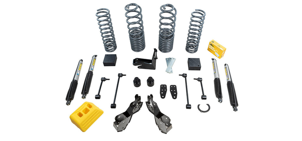 "AEV 2.5"" Dualsport RT Suspension Kit for 20-up Jeep Gladiator JT"