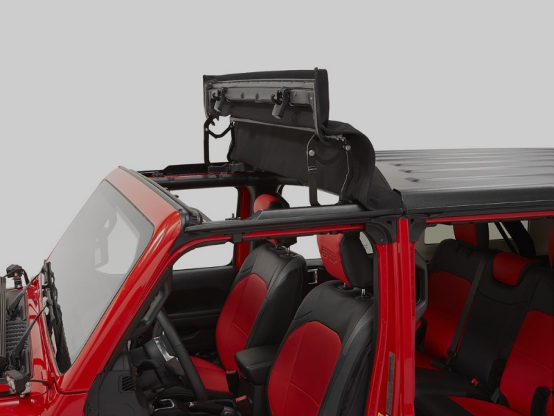 BESTOP Sunrider for Hardtop for 18-up Jeep Wrangler JL & JL Unlimited