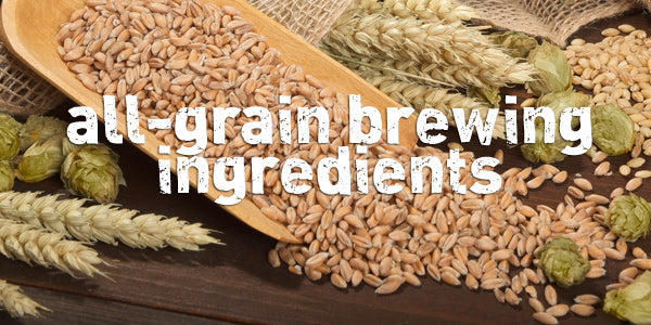 All-Grain Brewing Ingredients