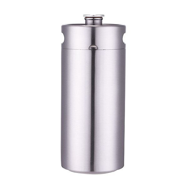 1 Gallon Stainless Steel Growler Ny Brew Supply