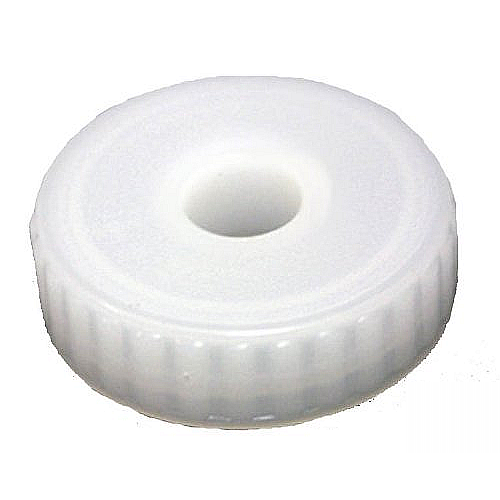 38mm Screw Cap (with hole for airlock)