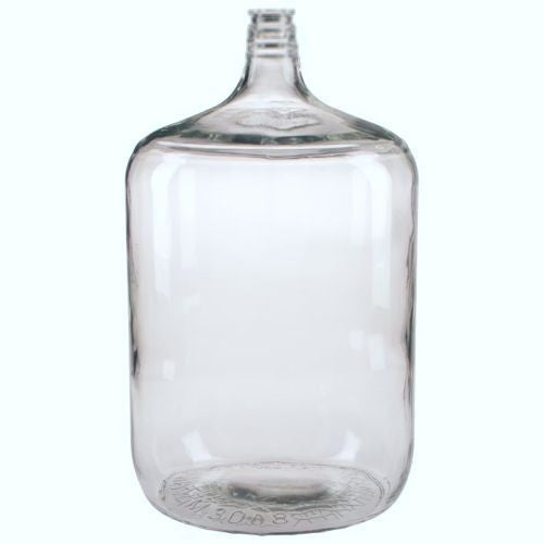 Glass Carboy - 6-1/2 Gallon Capacity