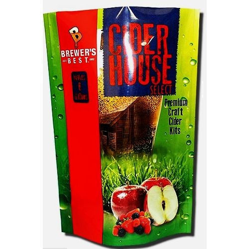 Raspberry Lime Hard Cider Pouch - Cider House Select