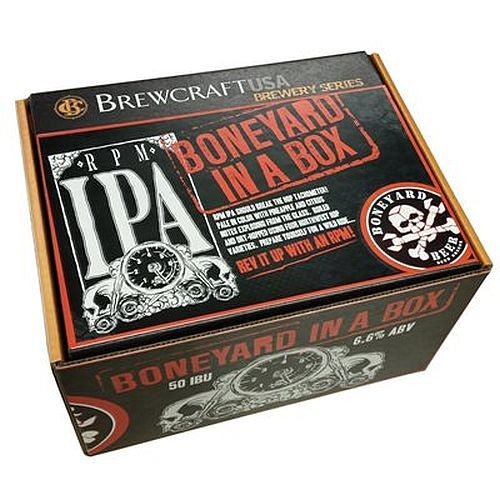 Boneyard: RPM IPA Beer Ingredient Kit