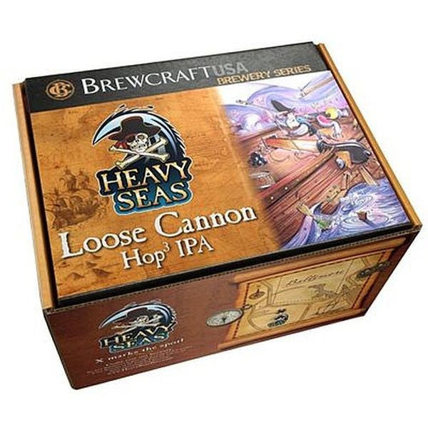 Heavy Seas: Loose Cannon Hop IPA Beer Ingredient Kit