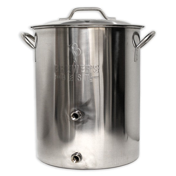 Brewer's Best 16 Gallon Brewing Kettle w/ Dual Ports