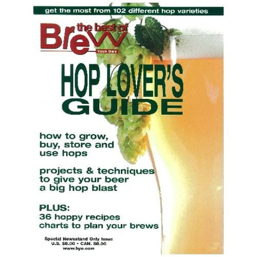 BYO Magazine: Hop Lover's Guide