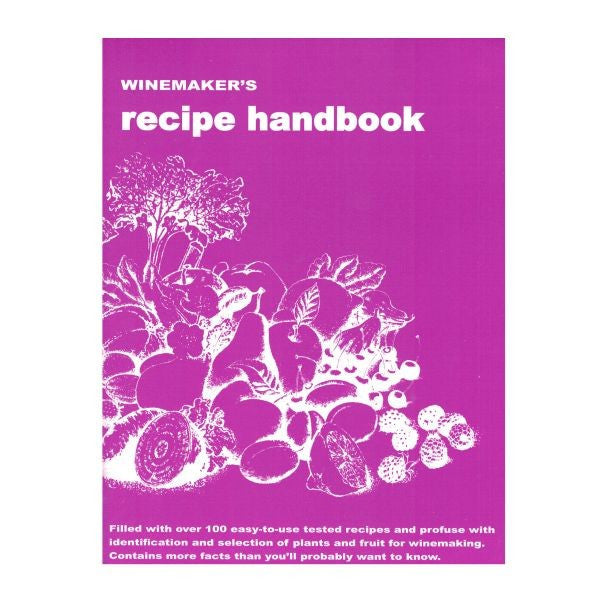 Winemaker's Recipe Handbook