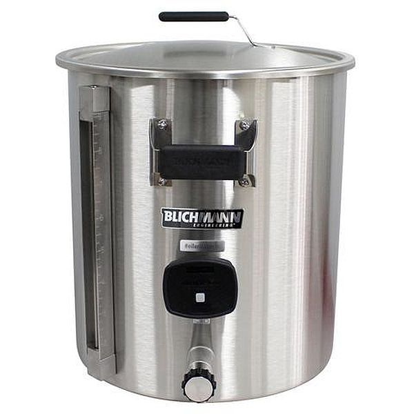 Blichmann Boilermaker G2 Brew Kettle 55 gallon with BrewVision Thermometer