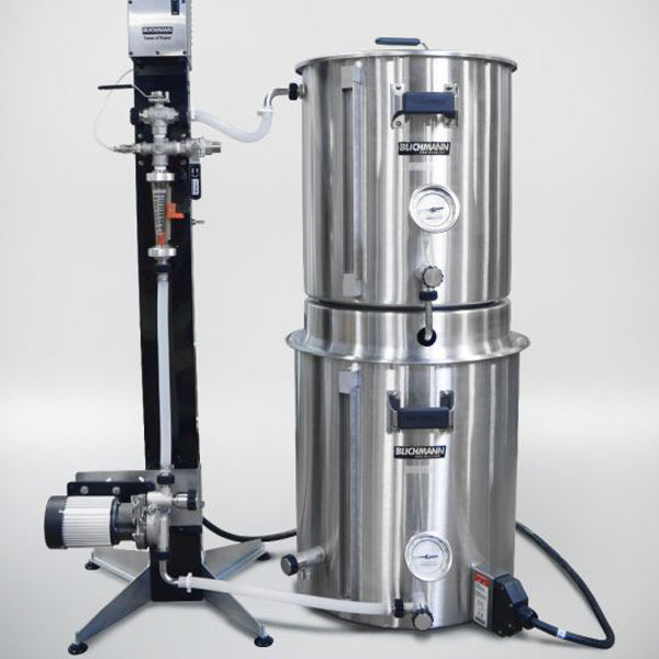 Blichmann BrewEasy Full Tower of Power Turnkey Kit, Gas Fired  - 20 Gallons